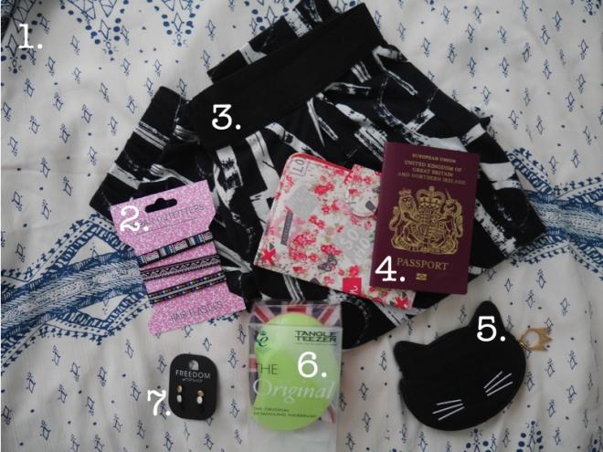 travel wardrobe updates